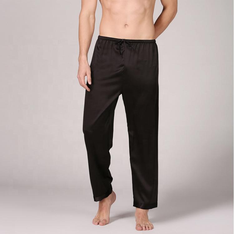 Pijama De Saten De Seda Para Hombre Pantalones Suaves Para Dormir De Verano De Alta Calidad Buy Pijama De Saten De Seda Para Hombre Pantalones De Dormir Suaves Pantalones De Dormir Para Hombre Pantalones De Pijama