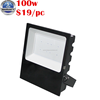 5 years warranty garden slim led flood light 10w 50w 200w with CE RoHS SAA DLC ETL CB SASO ip67 outdoor solar floodlight gasket