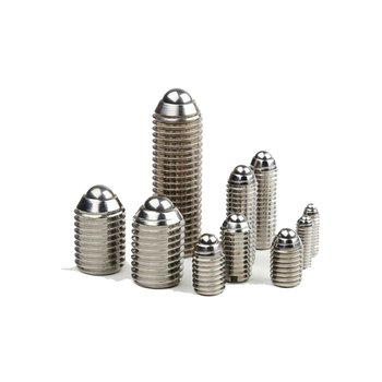 Stainless Steel Spring Loaded Ball Plunger