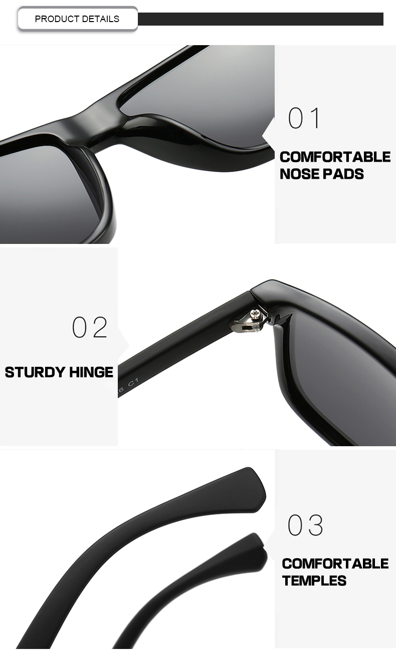 custom rimless sunglasses customized for sport-7
