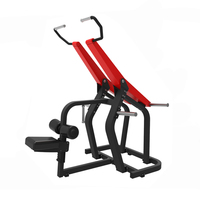 Plate loaded machine pull down workout equipment TZ-6061