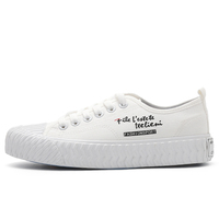 2020 New Fashion Breathable Women Casual Shoes white canvas shoes