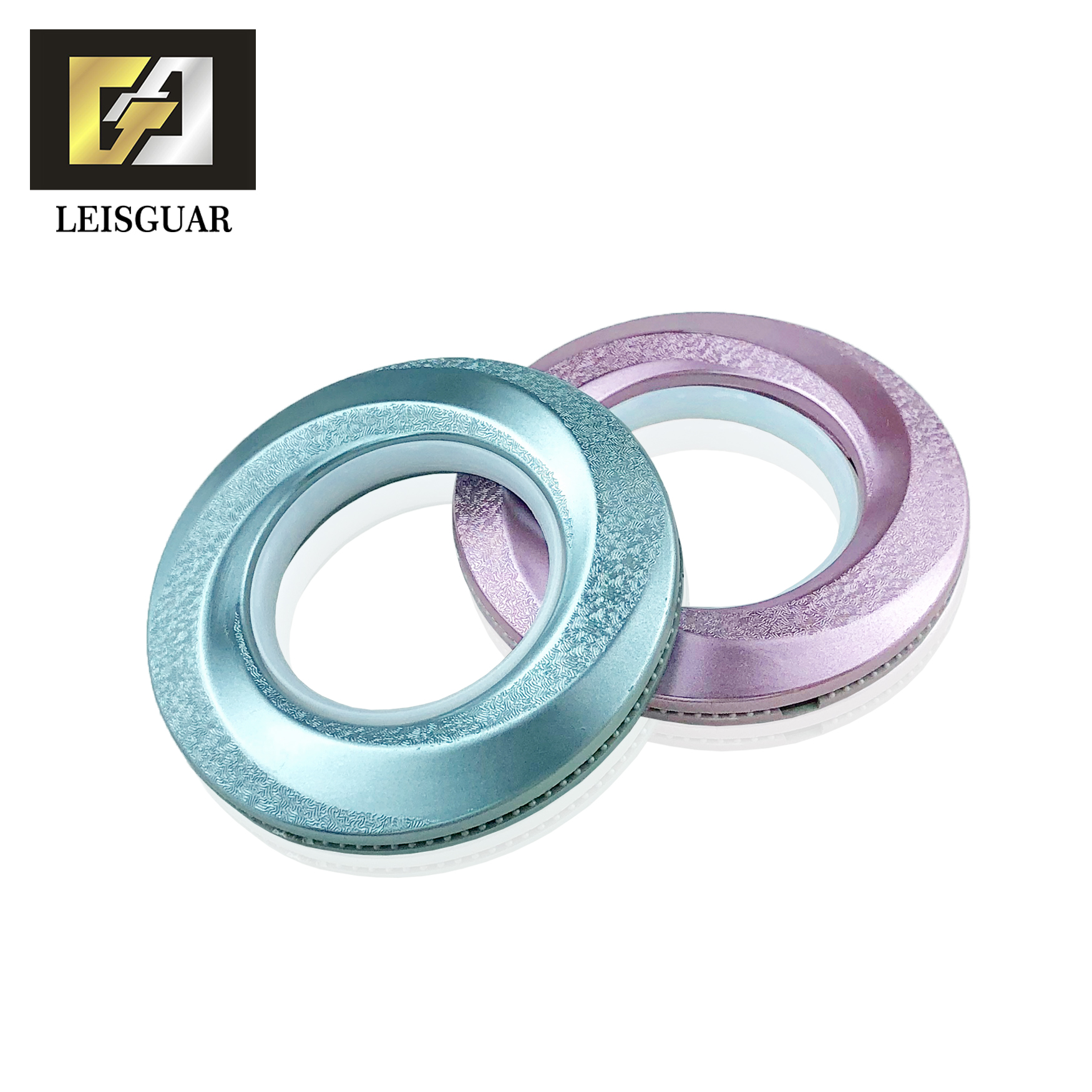 2019 Curtains Ring Curtain Accessories Plastic Home Curtain Eyelets