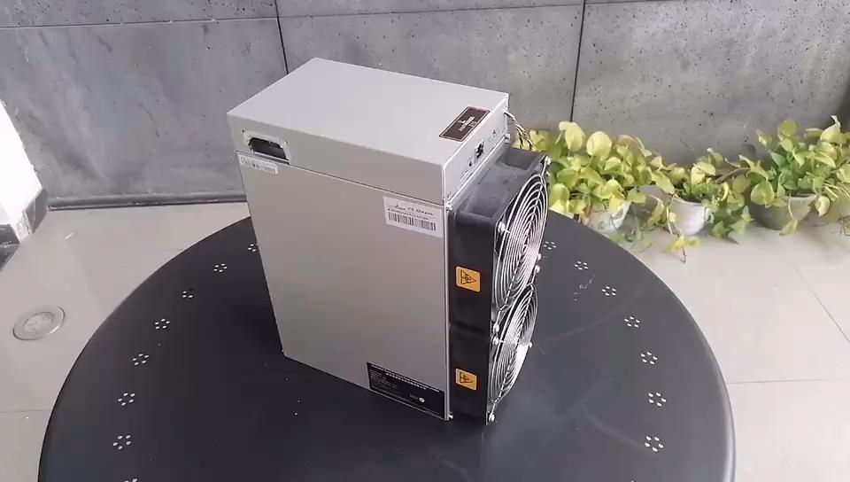 New Bitmain Antminer Z15 420Ksol/s 1510W with APW7 PSU for ZEC Mining