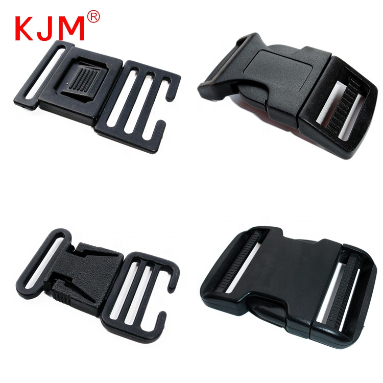 Side Release Buckles Clip 6 x 50mm for webbing Plastic Quick Release Buckles