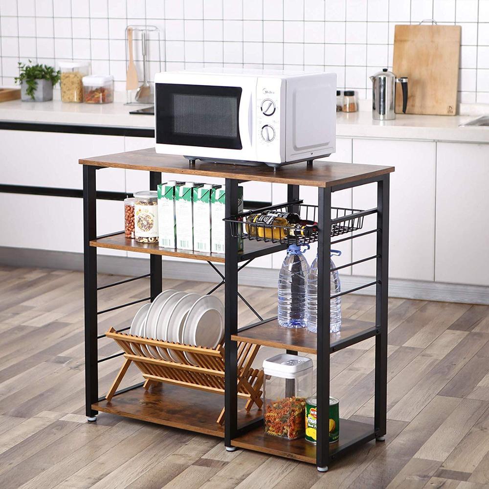 Vasagle Kitchen Cabinet Shelf Cupboard