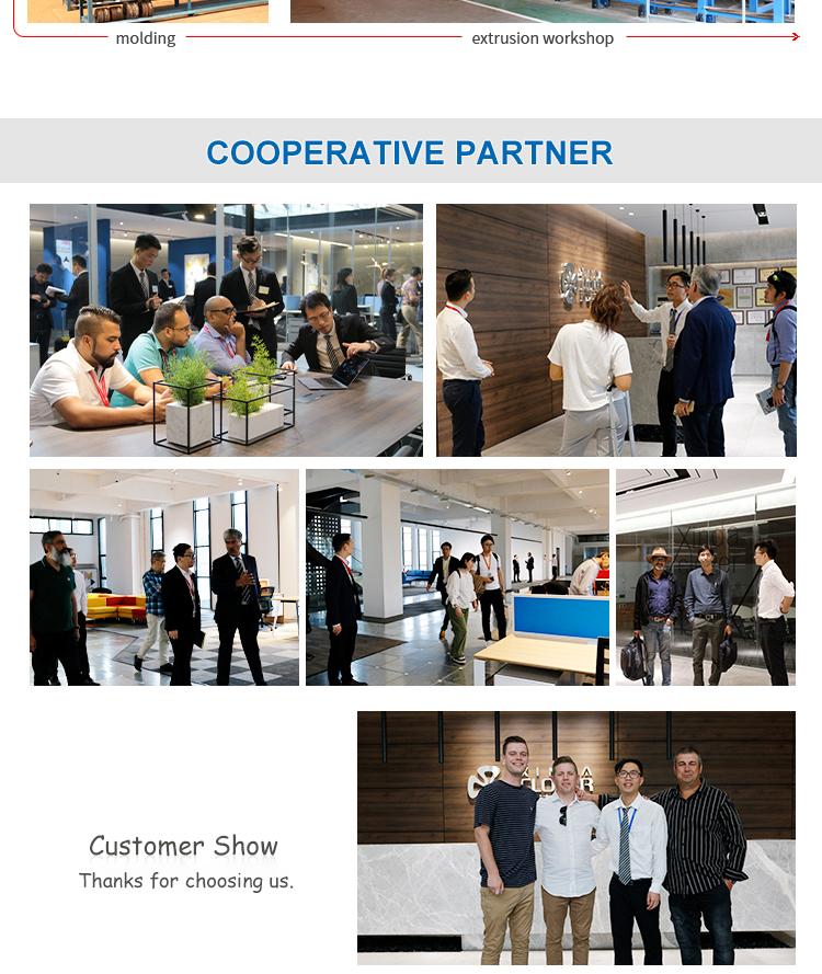 गर्म बिक्री उच्च गुणवत्ता 4 व्यक्ति नई मॉडल मॉड्यूलर स्टील धातु कार्य केंद्र खुले इस्तेमाल किया आधुनिक कार्यालय फर्नीचर के लिए लंबा लोग