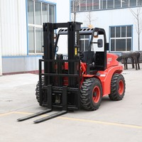 3 ton all rough terrain forklift for sale
