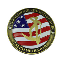souvenir us army military Air Force Base Challenge Coin metal blank custom challenge coin