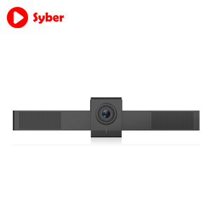 Business grade USB Plug-N-Play full HD video conference Camera Audio Soundbar for Huddle and Small meeting room Android os