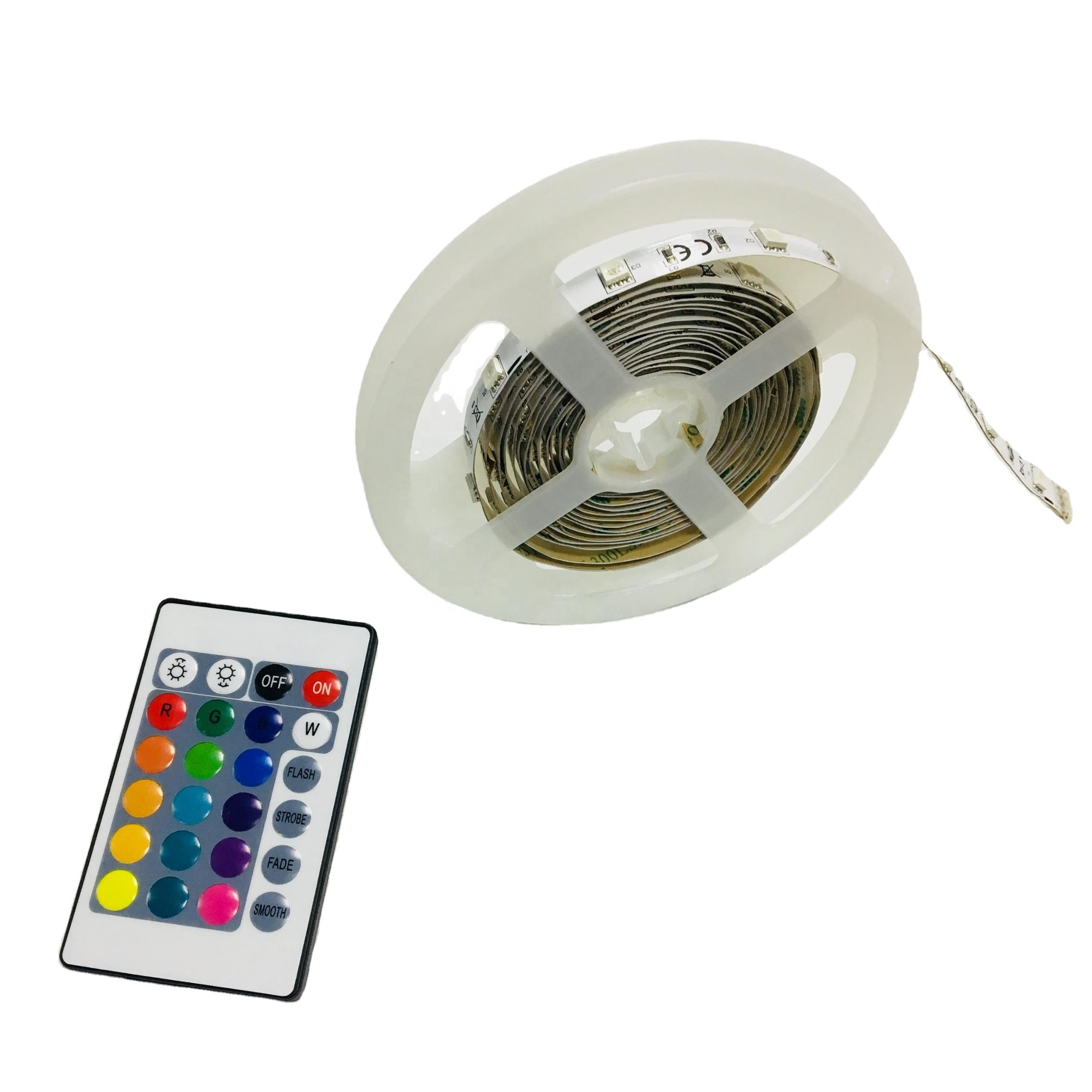 Factory Direct High Quality led light strips for room color changing led light strips 5050 smd led strip