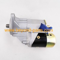 PC200-6 PC120-6 PC200-5 excavator starter 6D95 engine starting motor 600-813-4400 600-813-4412