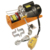GS Mini wire rope electric hoist winch with CE certificate