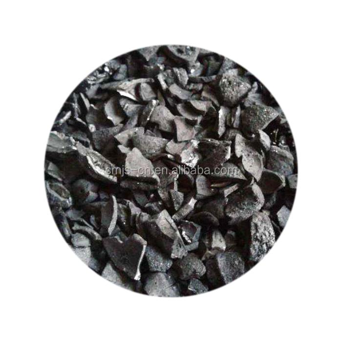 Гранулы гранулированный кокосовый скорлупа Активный/активированный уголь для восстановления золота