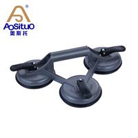 Aluminum Suction Cup Dent Puller Hand Tools Glass Vacuum Lifter