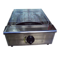 Factory hot sale korean outdoor beefmaster bbq grill stove table gas mini portable solar rotisserie bbq grill