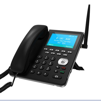 4G LTE Android Fixed wireless phone with VoLTE, WIFI,BT and WIFI HOTSPOT,cordless telephones FWP-986