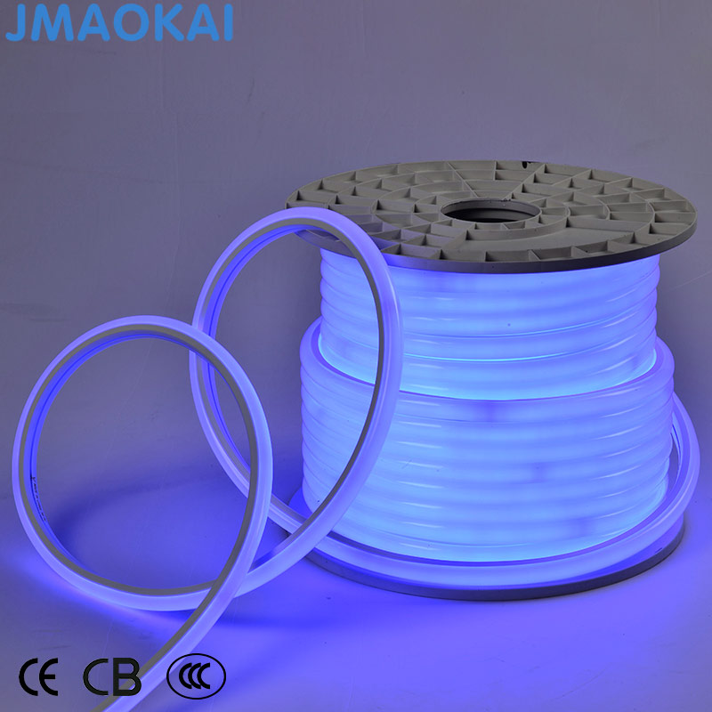Hot Sale Running Flexible LED Strip Lighting RGB Solid 12V Battery Powered LED Strip Light