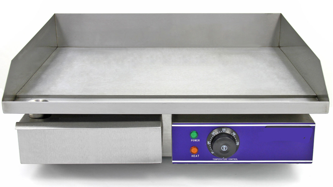 Catering Supplies Electric Cast Iron Griddle Wholesale China