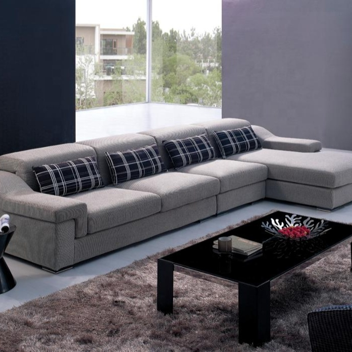 Guangzhou Furniture Market Upholstery Fabric Sofa,Cheap Used