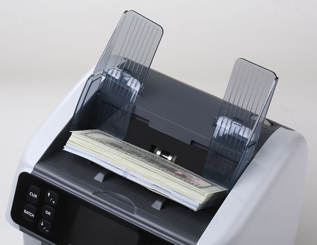 value money currency portable cash note bill counting machine