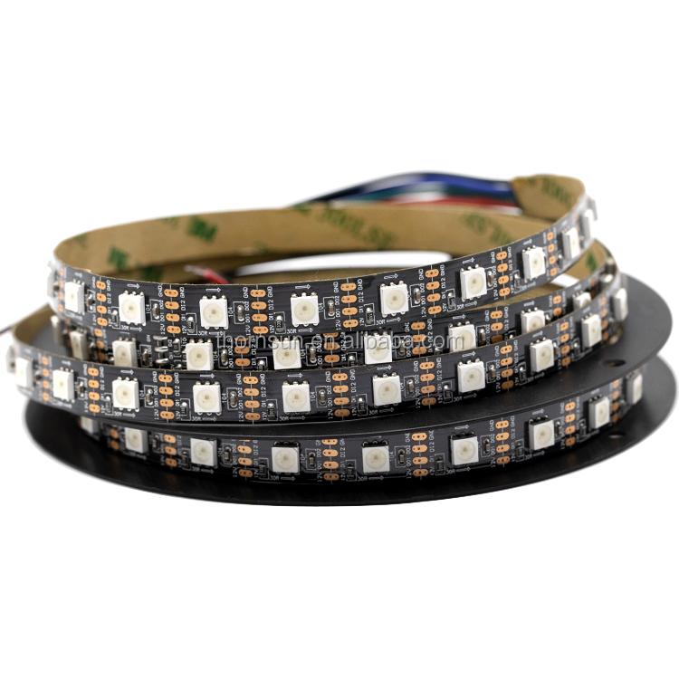 TS Hotsale high end 12v ws2815 gs8208 led strip 60led bande ribbon light Factory Wholesale