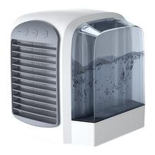 Мини-вентилятор для кондиционера, охлаждающий орган, Бытовые вентиляторы для водяного охлаждения, небольшой размер, одиночный, холодный, ма...(Китай)