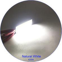 Большая Акция! Ультра яркий 1300LM 12 Вт COB светодиодный светильник 12 В DC для DIY Автомобильный светильник s рабочие лампы домашние лампы 120*36 мм COB ...(Китай)