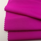 Elastic Factory Wholesale Swimwear Fabric Nylon/spandex Elastic Plain Knitted Fabric