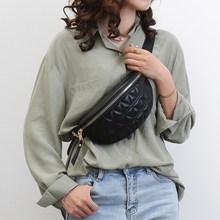 Искусственная кожа, поясные сумки для женщин, одноцветные маленькие летние модные поясные сумки, женские кошельки для телефона, женские наг...(Китай)