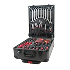 186pcs Germany Kraft tools Sets Smart Tool Trolley Auto Repair Tool