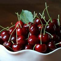 FRESH CHERRY & RED SWEET CHERRY WITH CERTIFICATE IN TURKEY