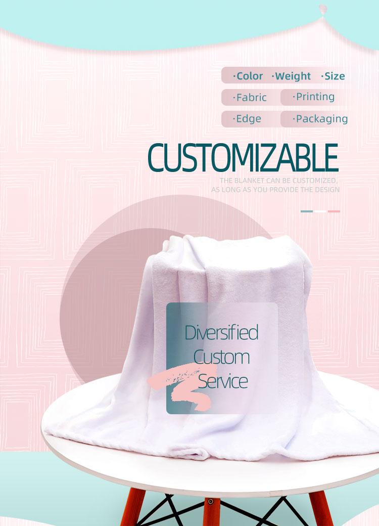 Amazon トップ販売スーパーソフトピンク分厚い大ストレッチニットカシミヤウールスローブランケット