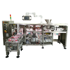 automatic horizontal stand up pouch doypack pouch filling sealing packing machine