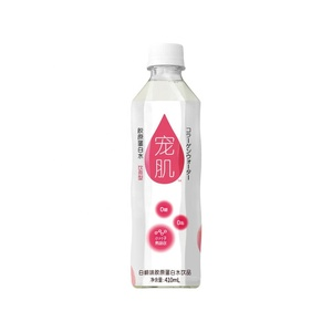 GENKI FOREST Collagen Water Fruit Concentrate Juice 410mL Soft Drink