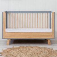2020 Multifunctional Solid Wood Baby Crib / Baby Cot / Infant Bed
