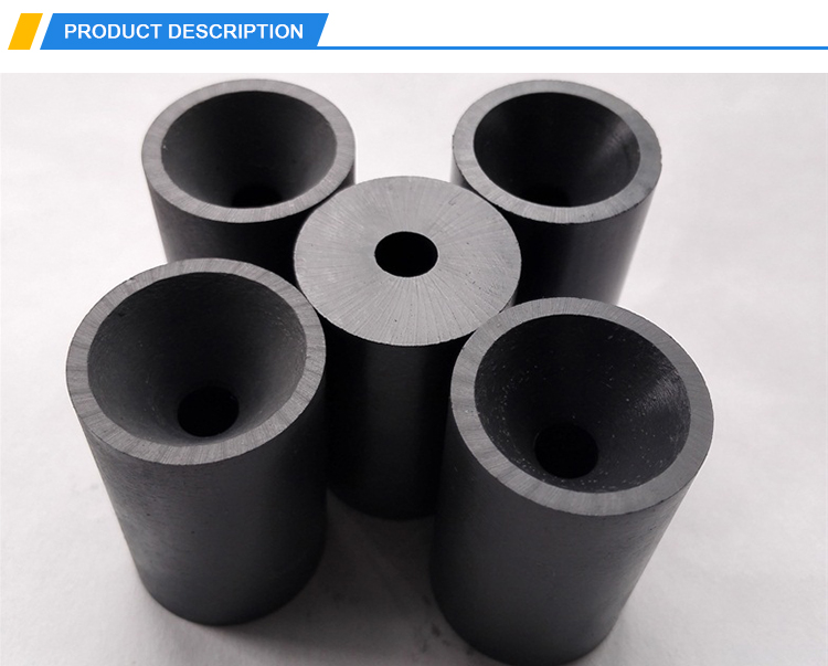 High quality corrosion resistance boron carbide nozzle for sandblasting