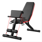 Decline Multifly Adjustable Stowable Bench Sit Up Decline Bench Dumbbell Stool Multifunctional Bench Press Adjustable Fitness Chair Sit