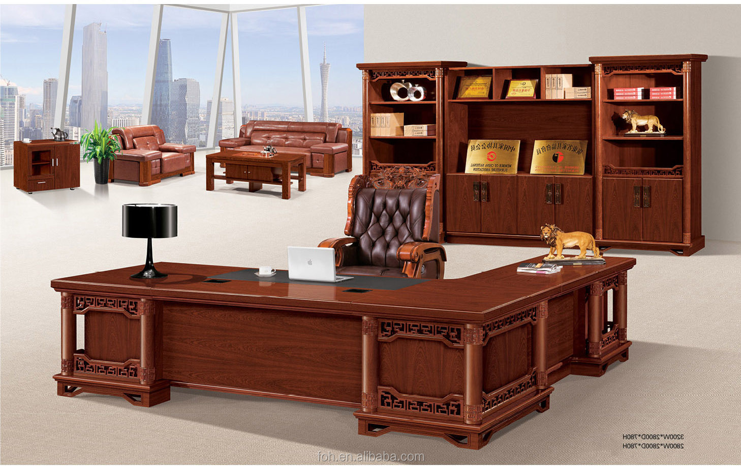 Office Furniture Turn Key Solution