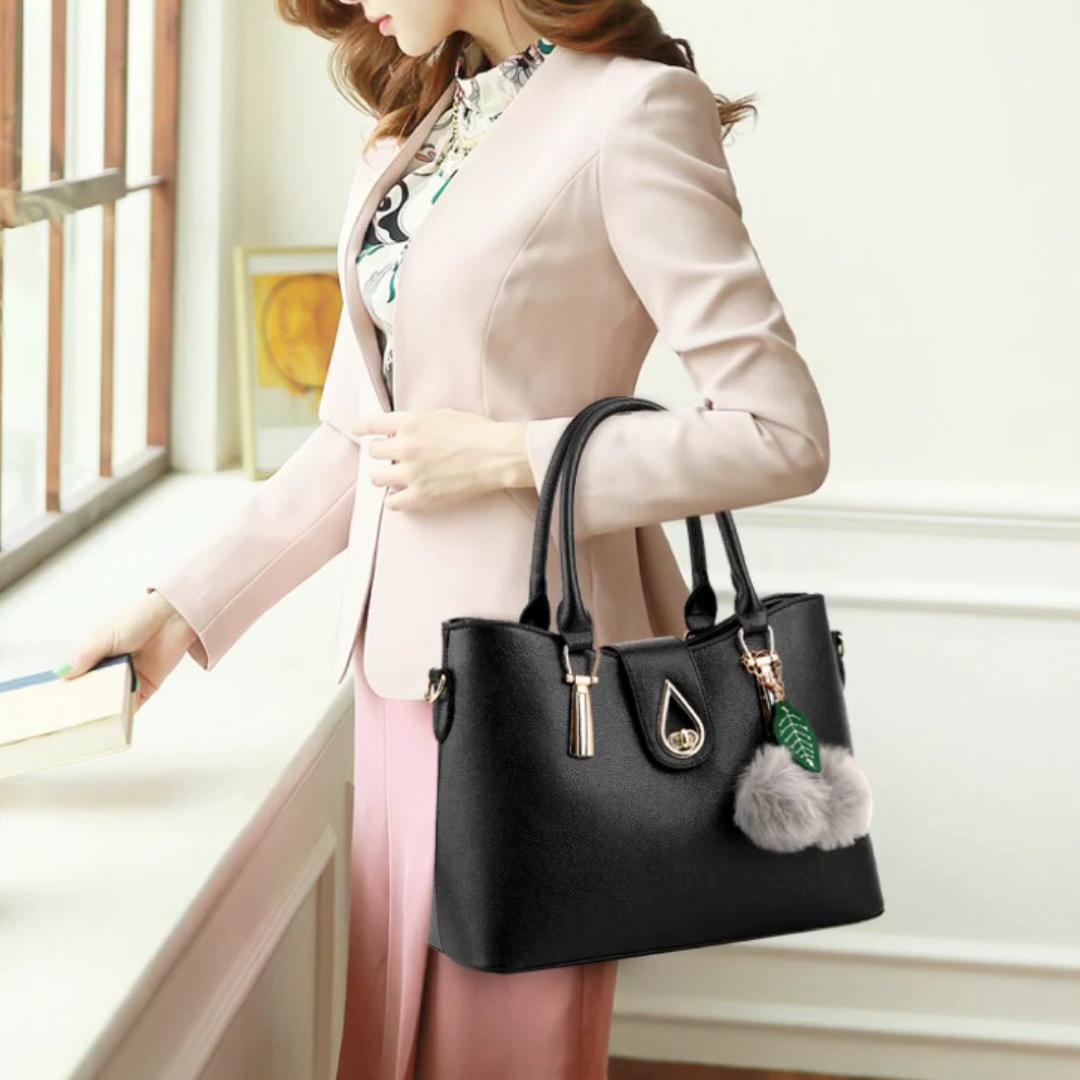 Túi Xách Cho Nữ 3 Cái Lady Fashion 3 Cái Đặt Túi Xách Túi Đeo Vai Thiết Kế Nữ