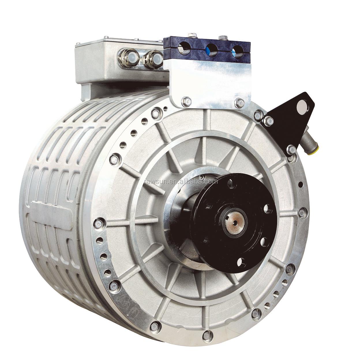 150KW PMSM moteur kit de conversion de moteur à courant alternatif pour véhicule électrique RSTM420