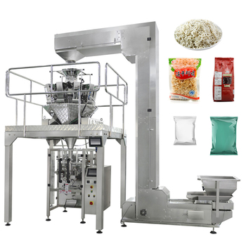JKPACK-720 Automatic Sugar Rice Sachet Fill Sealing Machine Vertical Packing Machine