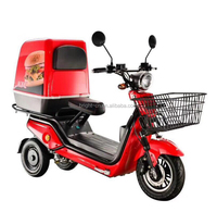 hot sale 3 wheels 500w 800w 20ah battery electric three wheel adult size motorcycle rickshaw tricycle/3 wheel bikes for seniors