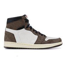 Оригинальная Баскетбольная обувь 1 1s, кроссовки для легкой атлетики, кроссовки для бега, Суперсемейка, халки, обсидианы, UNC фонарь, заячьи игр...(Китай)