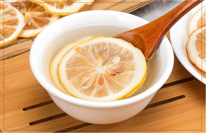 Free Sample Chinese Lemon Slices Dried Lemon Tea for Slimming Tea - 4uTea | 4uTea.com