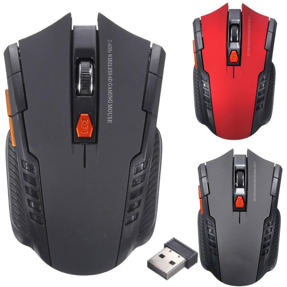 2019 High Quality Personalized Custom Logo Wireless Mouse , 2.4Ghz USB Gaming Mouse