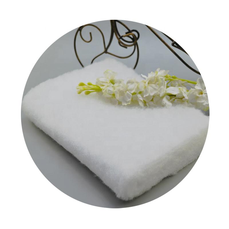 100% virgin polyester staple fiber for sofa & cushion filling