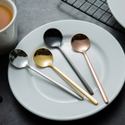 30% OFF Dessert Gift Set Coffee Stirring Cheap Stainless Steel Spoon