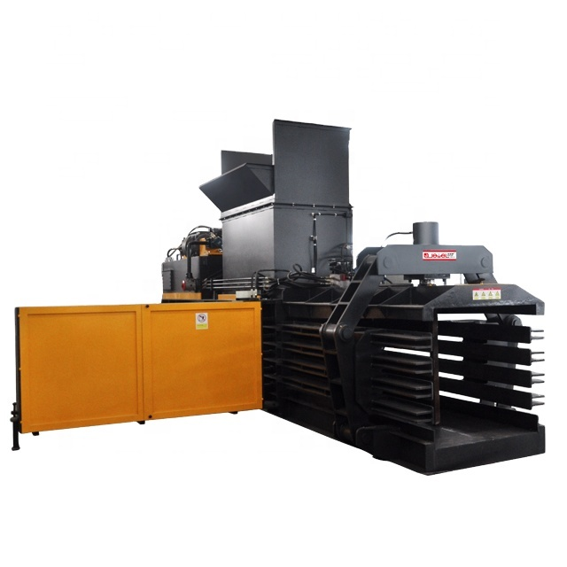 full automatic cardboard baler for sale