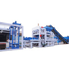 Paver Block Making Machine Paver Block Making Machine QT4-18 Industrial Automatic Interlocking Concrete Paver Block Making Machine